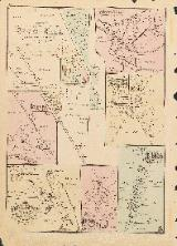 1875 Butler County Villages
