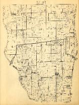 1938 Map of Butler Township