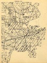 1938 Map of Harrison Township
