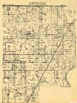 1938 Map of Jefferson Township