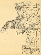 1938 Map of Mad River Township