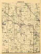 1938 Map of Madison Township