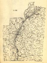 1938 Map of Miami Township