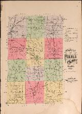 1912 Preble County Map