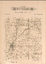 1912 Map of Jefferson Township