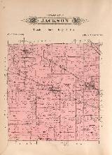 1912 Map of Jackson Township