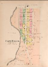1912 Map of Fair Haven