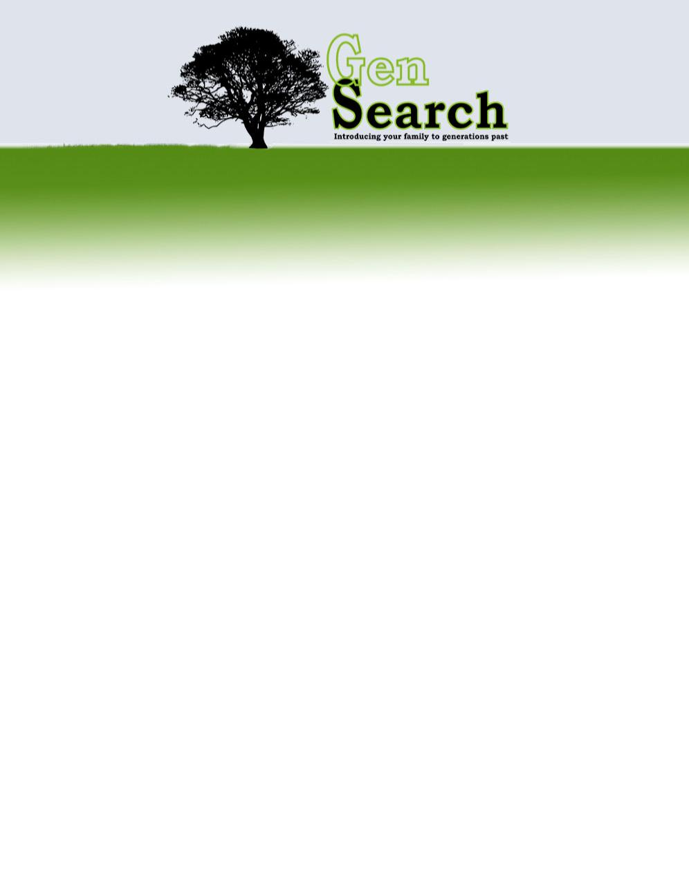 Gen Search LLC Logo